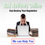 Remove negative Results from Google for Online Reputation