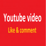 200 lik and 30 comm your Youtube video