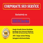 Corporate SEO - Monthly Link Building Version 2.0
