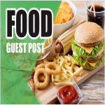 do guest post on FOOD related blogs