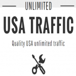 Unlimited USA traffic to your website
