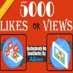 Get Instant 5000 Likes Or Views