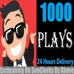 Start Instant 1000 SoundCloud Plays In Your Track