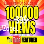 Instant Start 100,000+ You tube Views Fast Delivery