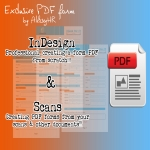 I create an exclusive fillable PDF form in InDesign