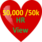 50000 HR Youtube view increases your new video