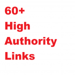 Manual 60+ LINKS,  DA 50+, Social Bookmarks,  profiles,  web2.0 PR4 to 9,  from 60 domains