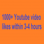 get Super fast 1000+ Y0utube videol kes within 3-4 hours