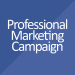 Professional marketing campaign - Pack 1000