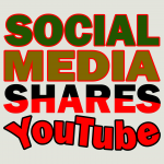 Manual social media shares to YouTube video SEO Boost