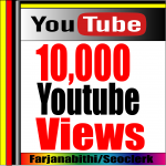 HQ Retention Supper Fast 5,000 TO 8,000+ High Quality adsense safe Youtube vidoe Vie ws on your Video