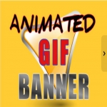 design An Animated Gif BANNER Ad In 24 Hours