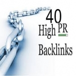 Do manually 40 PR9 High Quality Profile Backlinks for 30