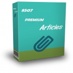 8507 Premium Ready To Publish Articles - V1