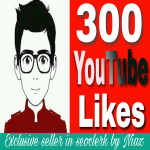Get instant 300+ Youtube likes in your videos supper fast deliver