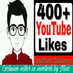 Get instant 500+U Tube Lik es in your videos supper fast deliver within 2-5 hour