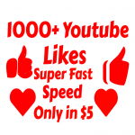 Add 1000+ Real Youtube Likes
