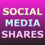 Do Real 700+ Social Media Shares for your Page or Website URL