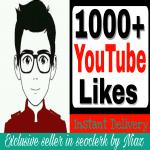 Fantastic Express 1000+ YouTube Likes non drop guaranteed