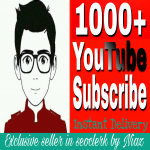 Wonderful pack 1000+ Real YouTube Subscribers and 100+ Yt Likes bonus not alll drop