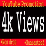 Package offer 4000-5000 YouTube views