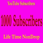 Get Guaranteed 1K+/1000+ YouTube Real Subscribers Instant Start only