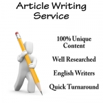 Will create 500 words of quality,  original content for you