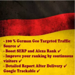 I Drive German Website Traffic To You 6000 Direct Visits From Germany