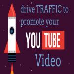 Manually High PR 20 Backlinks for Youtube Organic Ranking-Visitor-Traffic