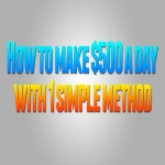 Share My Working Method From which you Can Earn 500 a day