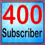 Guarantee 400+ Subscribers to your channel super fast delivery complete