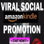Will do quality social promotion for your amazon KINDLE