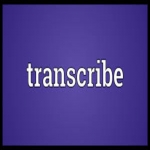 Let an exceptional transcriber deliver Accurate,  fast audio and video transcription