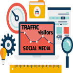 Send you 150 real visitors daily from france in 100 days