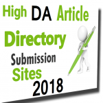 Top 10000 Article Directories Backlinks for google rank service
