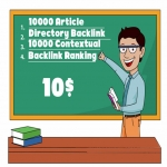 Top 5000 Article Directories Backlinks for google rank service