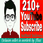 Fantastic Express 210+ Real Subscribers from worldwide never drooped at all