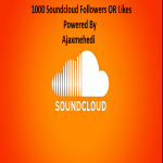 Get 1000 Instant sound cloud service within 12 hours