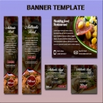 Design uniqe banner,  header, ads or cover for your site