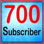 Give you 150 subscriber fully safe and real active non drop service