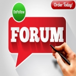2000 Forum Profiles Backlinks 12 hour delivery