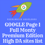 Google Page 1 High DA Sites With Bonus Wiki Backlinks With MEGA Bonus