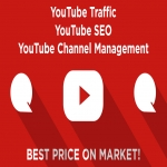 Upload and promote your electronic music on high quality YouTube music profile