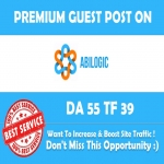Write & Publish Guest Post on Abilogic. com - DA 55 - Premium Dofollow Backlink