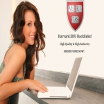 Harvard. EDU Backlink High Domain Authority of 93