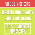 Drive Targeted 1,800,000 Visitors To Your Website In 1 Month