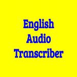 Trainee English audio & video transcriber