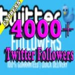 Amazing-offer 1000 T. Witter Foll or Retweets or Likes