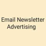 Email Newsletter Advertising
