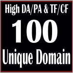 Create 100 Unique Domain High PR SEO Backlinks From Best Result 2019